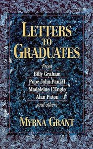 Letters to Graduates