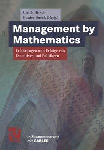 Management by Mathematics