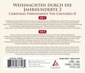 Weihnachten durch die Jahrhunderte II