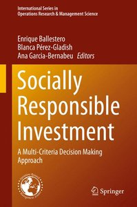 Socially Responsible Investment