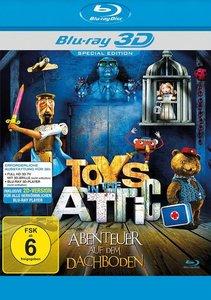 Toys in the Attic-Abenteuer auf dem Dachboden-