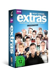 Extras-Statisten-Komplette Serie