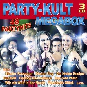 Die Party-Kult-Megabox (Ltd.Edt.)
