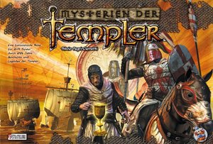 Heidelberger HE424 - Mysterien der Templer