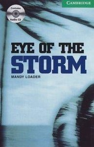 The Eye of the Storm. Buch und CD