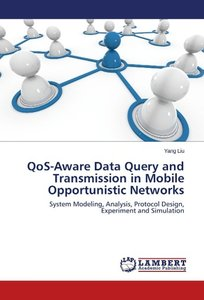 QoS-Aware Data Query and Transmission in Mobile Opportunistic Ne