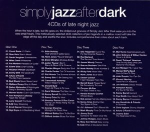 Simply Jazz After Dark