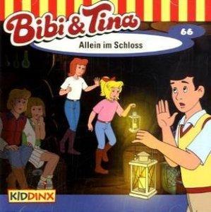 Bibi und Tina 66. Allein im Schloss