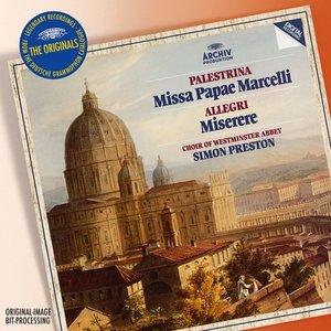 Missa Papae Marcelli/Tu Es Petrus/Miserere