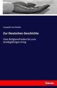 Zur Deutschen Geschichte