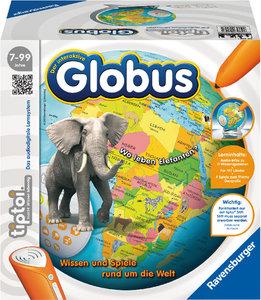Ravensburger 00558 - tiptoi®, Der interaktive Globus (Halbschale