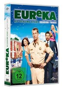 Eureka Season 3 Repl.
