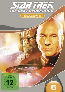 STAR TREK: The Next Generation - Season 5 (7 Discs, Multibox)