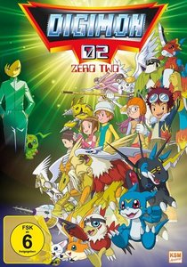 Digimon Adventure - Staffel 2, Volume 1: Episode 01-17 im Sammel