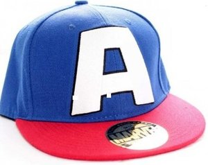 Captain America Baseball Cap, Kappe, Big A