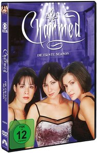 Charmed - Zauberhafte Hexen - Season 1 (6 Discs, Multibox)