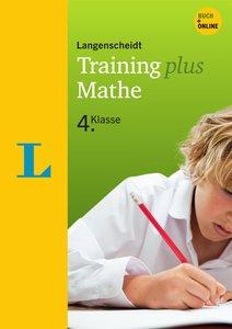 Langenscheidt Training plus Mathe 4. Klasse