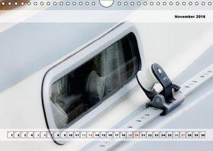 Sailing Details (Wandkalender 2016 DIN A4 quer)