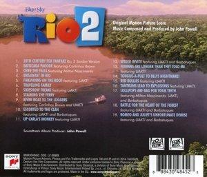 Rio 2/OST