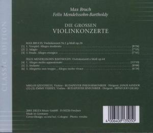 D.Gros.Violinenkonzerte Nr.1