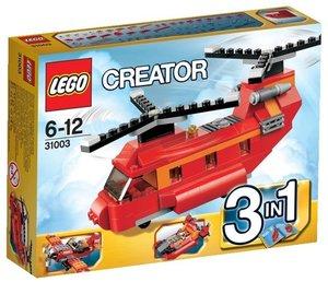 LEGO® Creator 31003 - Roter Helikopter