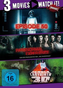 Episode 50/Paranormal Experience/Shock Labyrin