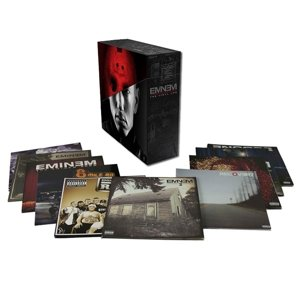 The Vinyl LPS (Limited 20 LP-Box)