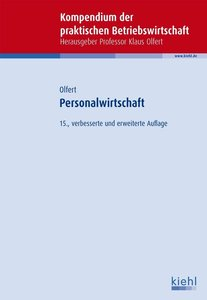 Olfert, K: Personalwirtschaft