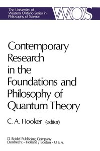 Contemporary Research in the Foundations and Philosophy of Quant