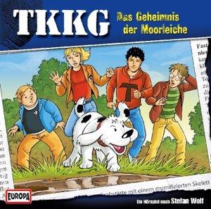 TKKG 172. Das Geheimnis der Moorleiche