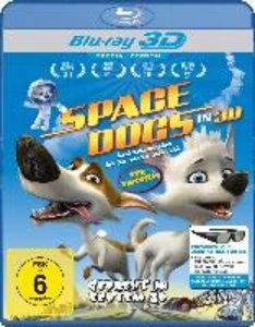Space Dogs (Der Kinofilm) 3D Shutter