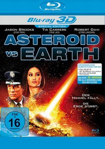Asteroid vs. Earth (3D-Special Edition)