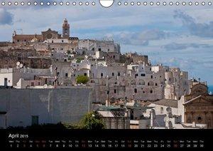 Apulia (Wall Calendar 2015 DIN A4 Landscape)