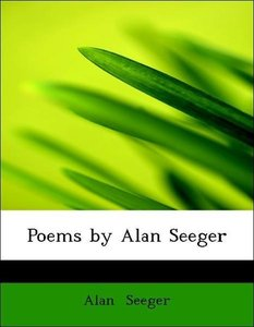 Poems by Alan Seeger