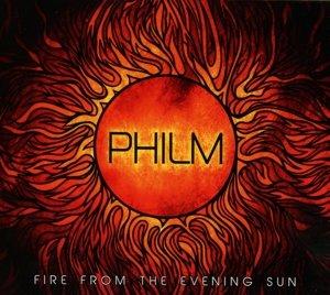 Fire From The Evening Sun