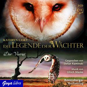 Die Legende der Wächter 07. Der Verrat