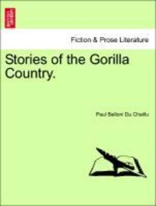 Stories of the Gorilla Country.