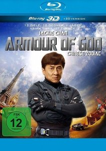 Armour Of God-Chinese Zodiac 3D