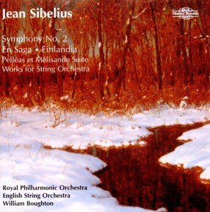Siblelius:Orchestral Works