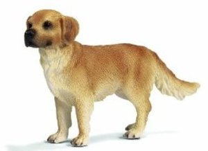 Schleich 16335 - Farm Life: Golden Retriever