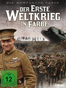 Der Erste Weltkrieg In Farbe (2 DVDS)