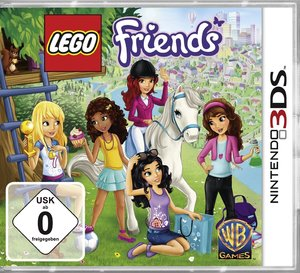 LEGO Friends (Software Pyramide)