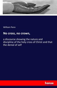 No cross, no crown,