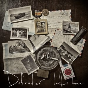 Letters Home (Bordeaux & Weiß Vinyl Ltd.)