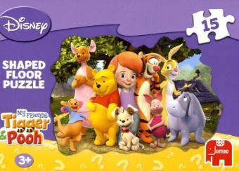 Jumbo Spiele 01126 - Disney: My Friends Tigger & Pooh - zum Schließen ins Bild klicken