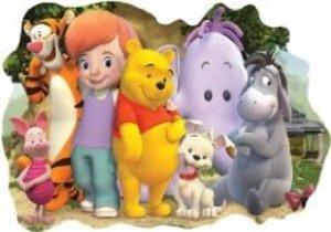 Jumbo Spiele 01126 - Disney: My Friends Tigger & Pooh