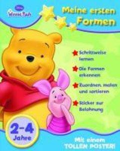 Disney: Lernen mit Sternen Winnie Puuh: Farben