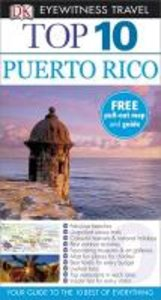 Eyewitness Top 10 Travel Guide: Puerto Rico