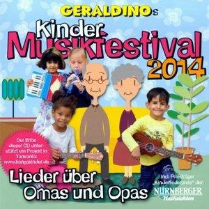 Geraldinos Musikfestival 2014