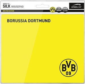 Speedlink SL-6242-BVB SILK Mousepad, Fan Edition BVB